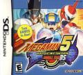 Mega Man Battle Network 5: Double Team DS Nintendo DS Front Cover