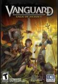 Vanguard: Saga of Heroes Windows Front Cover