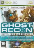 Tom Clancy's Ghost Recon: Advanced Warfighter - Premium Edition Xbox 360 Front Cover