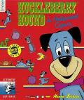 Huckleberry Hound in Hollywood Capers Amiga Front Cover