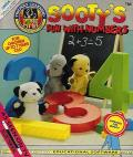 Sooty's Fun With Numbers Amiga Front Cover