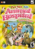 Pet Vet 3D: Animal Hospital Down Under Windows Front Cover