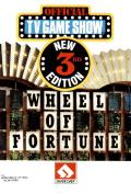 Wheel of Fortune: New 3rd Edition Apple II Front Cover