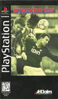 Striker '96 PlayStation Front Cover