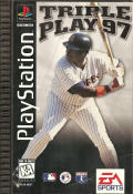 Triple Play 97 PlayStation Front Cover