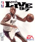 NBA Live 97 DOS Front Cover