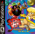 Spin Jam PlayStation Front Cover