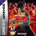 Tekken Advance Game Boy Advance Front Cover
