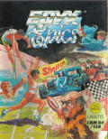 Epyx Epics Commodore 64 Front Cover