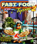 Fast Food Tycoon 2 Windows Front Cover