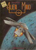 Alien Mind Apple IIgs Front Cover