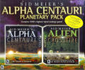 Sid Meier's Alpha Centauri: Planetary Pack Windows Front Cover