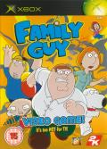 Family Guy Video Game! Xbox Front Cover