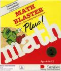Math Blaster Plus! Amiga Front Cover
