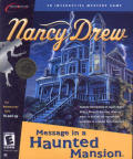 Nancy Drew: Message in a Haunted Mansion Windows Front Cover