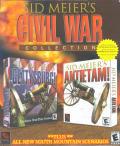 Sid Meier's Civil War Collection Windows Front Cover