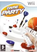 Game Party Wii Front Cover