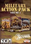 Military Action Pack Volume 1 Windows Front Cover