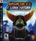 Ratchet & Clank Future: Tools of Destruction PlayStation 3 Front Cover