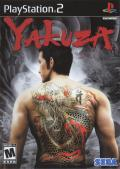 Yakuza PlayStation 2 Front Cover