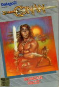 Conan: Hall of Volta Apple II Front Cover