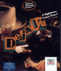 Déjà Vu: A Nightmare Comes True!! DOS Front Cover