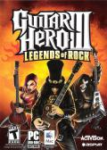 Guitar Hero III: Legends of Rock Macintosh Front Cover