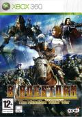 Bladestorm: The Hundred Years' War Xbox 360 Front Cover