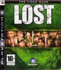 Lost: Via Domus - The Video Game PlayStation 3 Front Cover