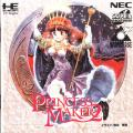 Princess Maker 2 TurboGrafx CD Front Cover
