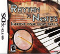 Rhythm 'n Notes: Improve Your Music Skills Nintendo DS Front Cover