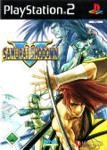 Samurai Shodown V PlayStation 2 Front Cover