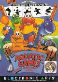 The Super Aquatic Games Genesis Front Cover