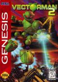 Vectorman 2 Genesis Front Cover
