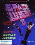 Space Quest II: Chapter II - Vohaul's Revenge DOS Front Cover