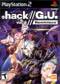 .hack//G.U. Vol. 2//Reminisce PlayStation 2 Front Cover