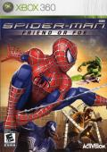 Spider-Man: Friend or Foe Xbox 360 Front Cover