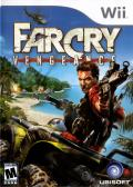 Far Cry: Vengeance Wii Front Cover