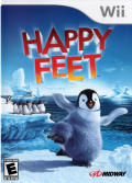 Happy Feet Wii Front Cover