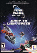 Star Wars: Galaxies - Jump to Lightspeed Windows Front Cover