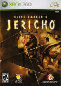 Clive Barker's Jericho Xbox 360 Front Cover