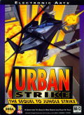 Urban Strike Genesis Front Cover