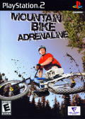 Mountain Bike Adrenaline PlayStation 2 Front Cover