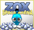 ZoX Universe: Space Arena Windows Front Cover