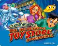 ClueFinders: The Incredible Toy Store Adventure Windows Front Cover