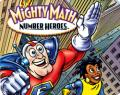 Mighty Math Number Heroes Windows Front Cover