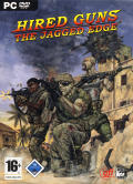 Hired Guns: The Jagged Edge Windows Front Cover