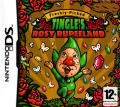 Freshly-Picked Tingle's Rosy Rupeeland Nintendo DS Front Cover