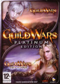 Guild Wars (Platinum Edition) Windows Front Cover