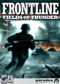 Frontline: Fields of Thunder Windows Front Cover